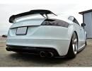 Audi TT 8J RS Master Rear Bumper Extension