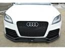 Audi TT 8J RS Matrix Front Bumper Extension