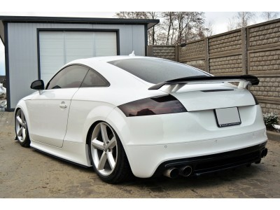 Audi TT 8J RS Matrix Heckansatz