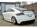 Audi TT 8J RS Matrix Rear Bumper Extension