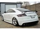 Audi TT 8J RS Matrix Rear Bumper Extension