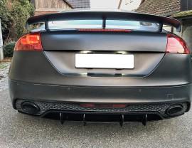 Audi TT 8J RS Racer Heckansatz