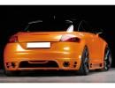 Audi TT 8J RX Rear Bumper Extension