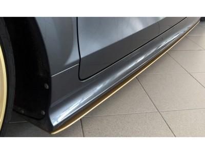 Audi TT 8J Razor Side Skirt Extensions