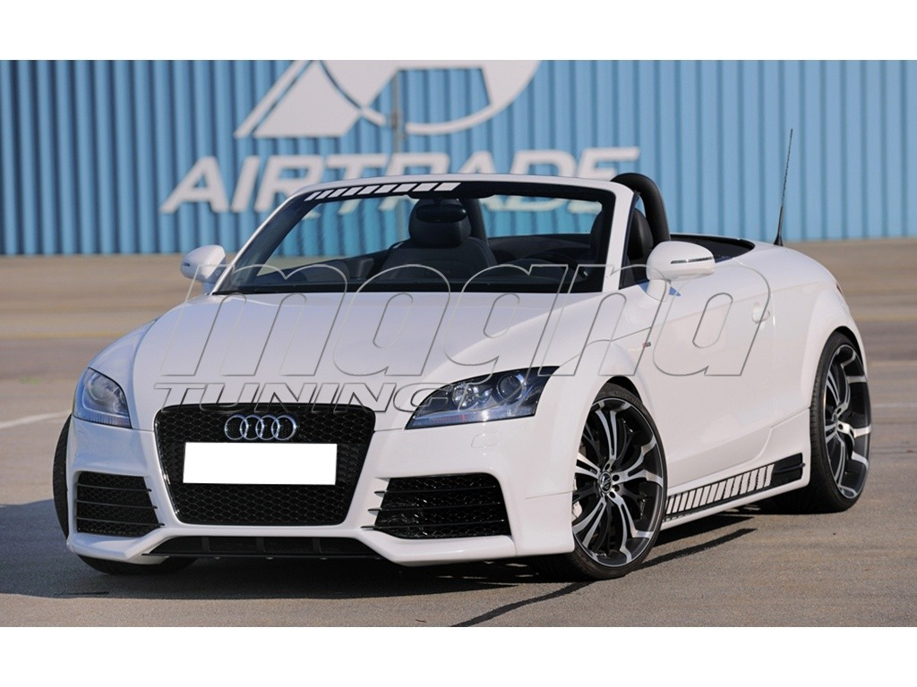 audi tt 8j recto body kit. Black Bedroom Furniture Sets. Home Design Ideas