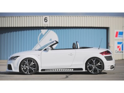 Audi TT 8J Recto Side Skirts