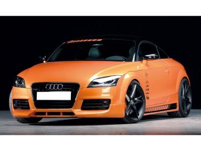 Audi TT 8J S-Line RX-S Front Bumper Extension