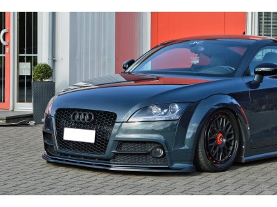 Audi TT 8J TTS Extensie Bara Fata Iridium