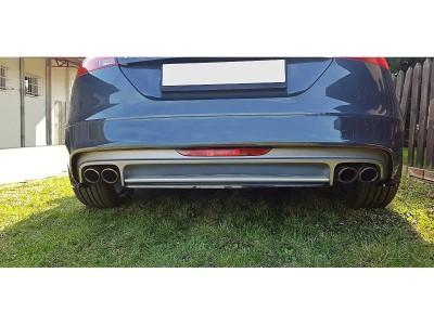 Audi TT 8J TTS Extensie Bara Spate Meteor