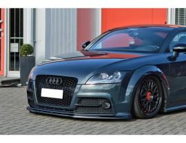 Audi TT 8J TTS Iridium Frontansatz