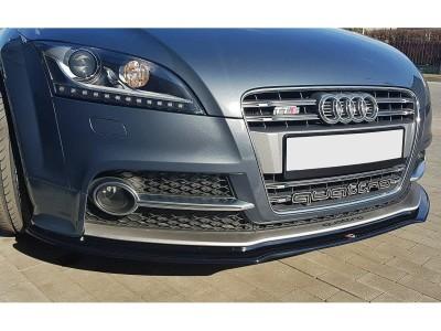 Audi TT 8J TTS Meteor Front Bumper Extension