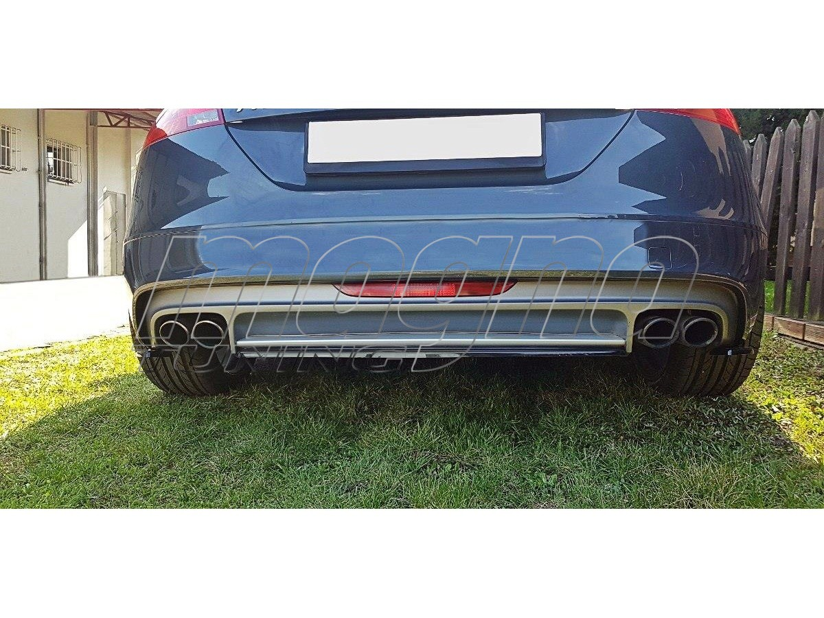 Audi TT 8J TTS Meteor Heckansatz