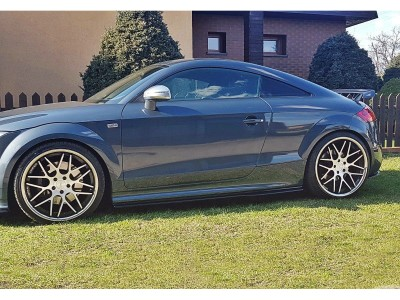 Audi TT 8J TTS Meteor Seitenschwelleransatze
