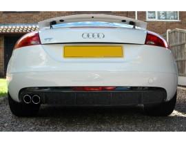 Audi TT 8J V-Line Rear Bumper Extension