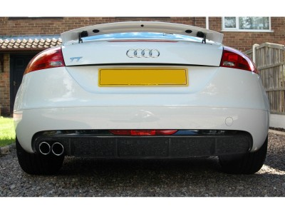 Audi TT 8J V-Line Rear Bumper Extension