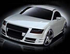 Audi TT 8N A2 Front Bumper