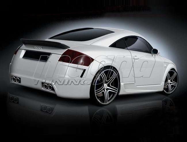 Audi TT 8N A2 Heckstossstange