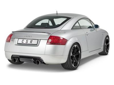 Audi TT 8N CX2 Heckansatz