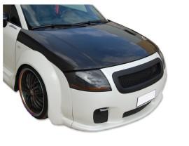 Audi TT 8N Exclusive Carbon Motorhaube