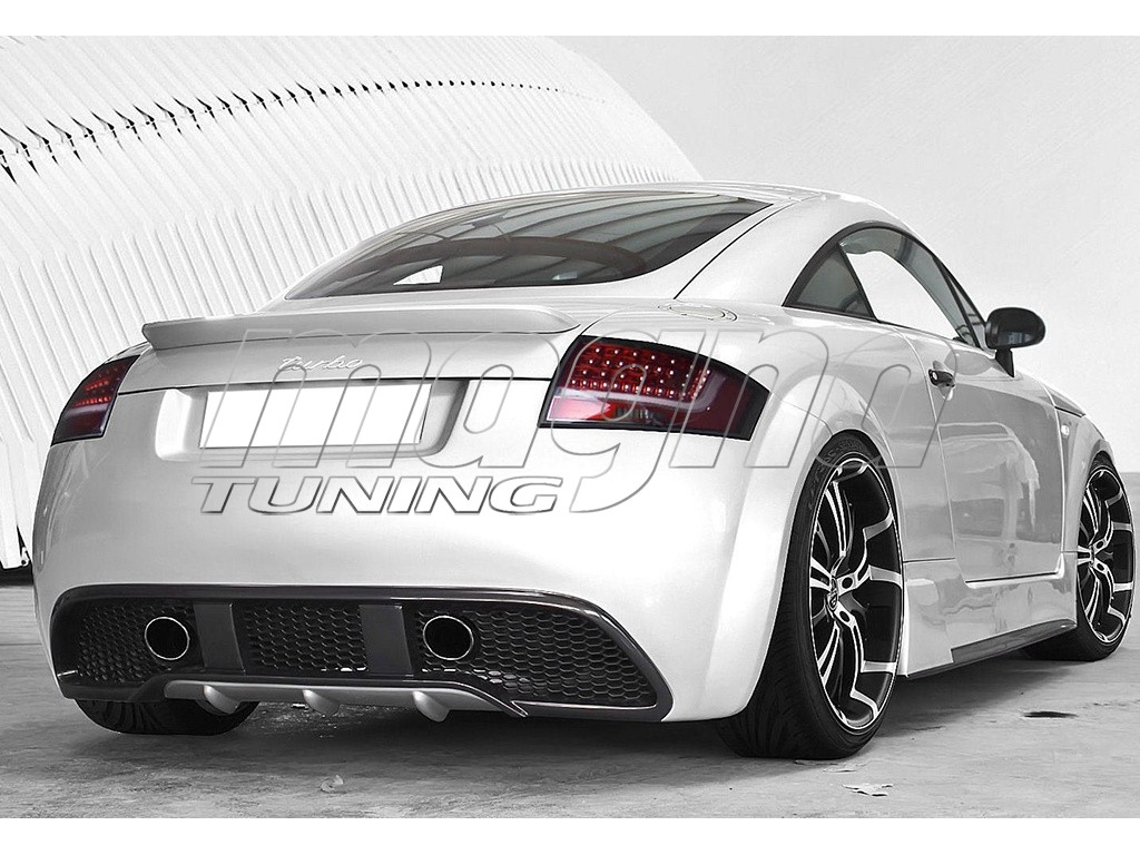 Audi tt 8n gtx rear bumper for Audi tt 8n interieur tuning