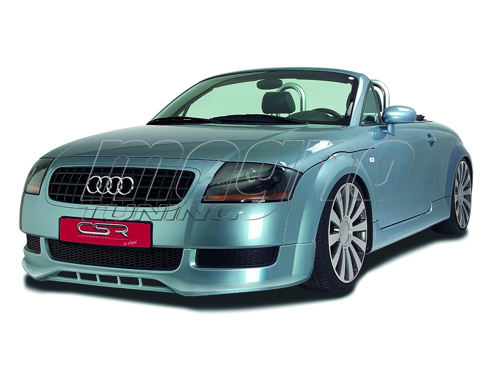audi tt 8n newline front bumper extension. Black Bedroom Furniture Sets. Home Design Ideas