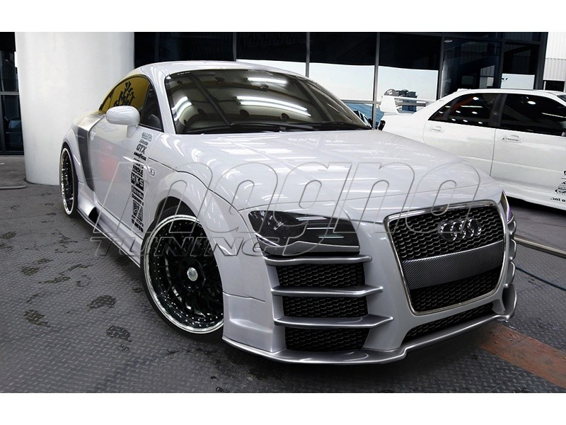 audi tt 8n r style body kit. Black Bedroom Furniture Sets. Home Design Ideas