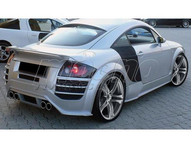 Audi TT 8N R-Style Heckflugel
