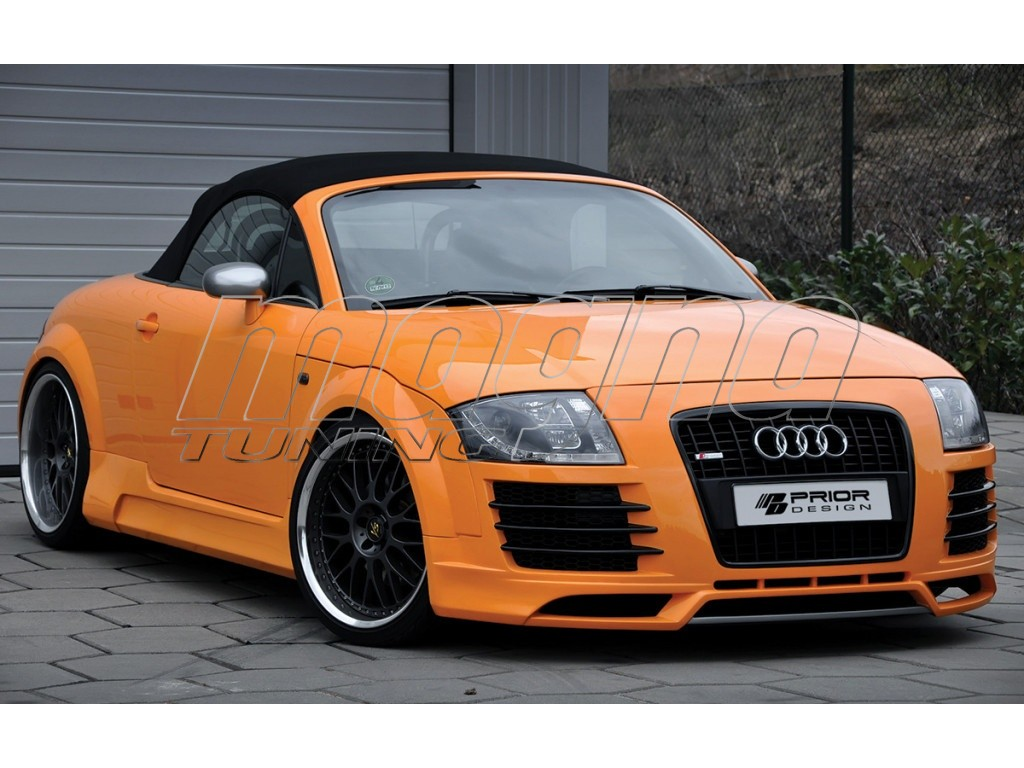 Audi tt 8n r8 style body kit for Audi tt 8n interieur tuning