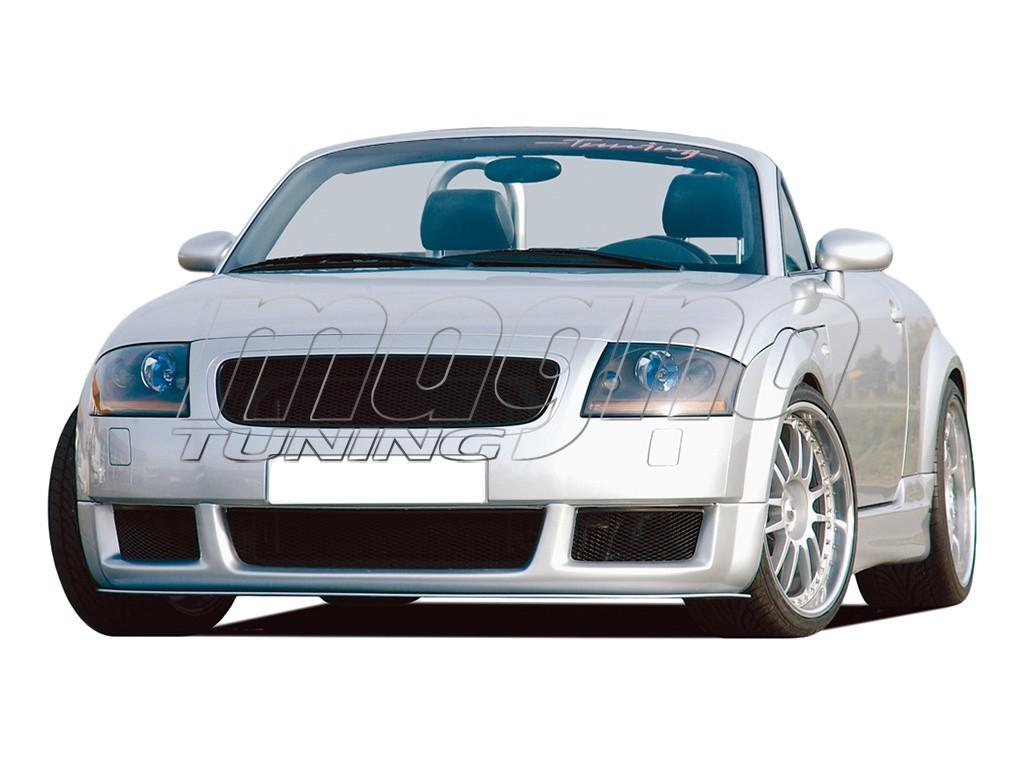 Audi A4 B9 >> Audi TT 8N RS4-Look Front Bumper Extension