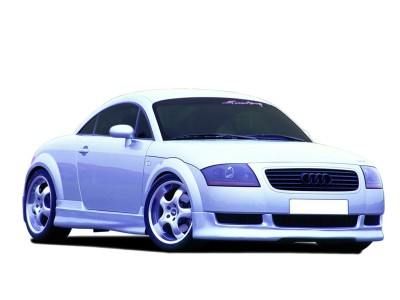 Audi TT 8N - body kit, front bumper, rear bumper, side