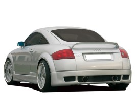 Audi TT 8N RX Rear Bumper Extension