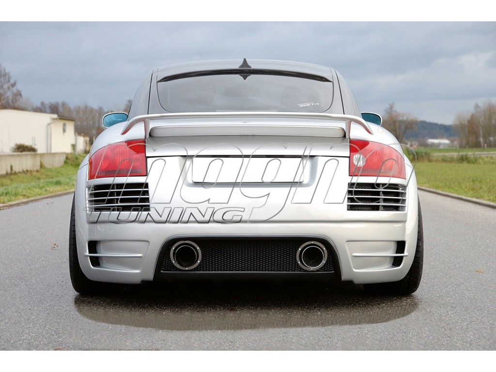 audi tt 8n razor rear bumper. Black Bedroom Furniture Sets. Home Design Ideas