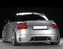 Audi TT 8N Recto Rear Bumper Extension