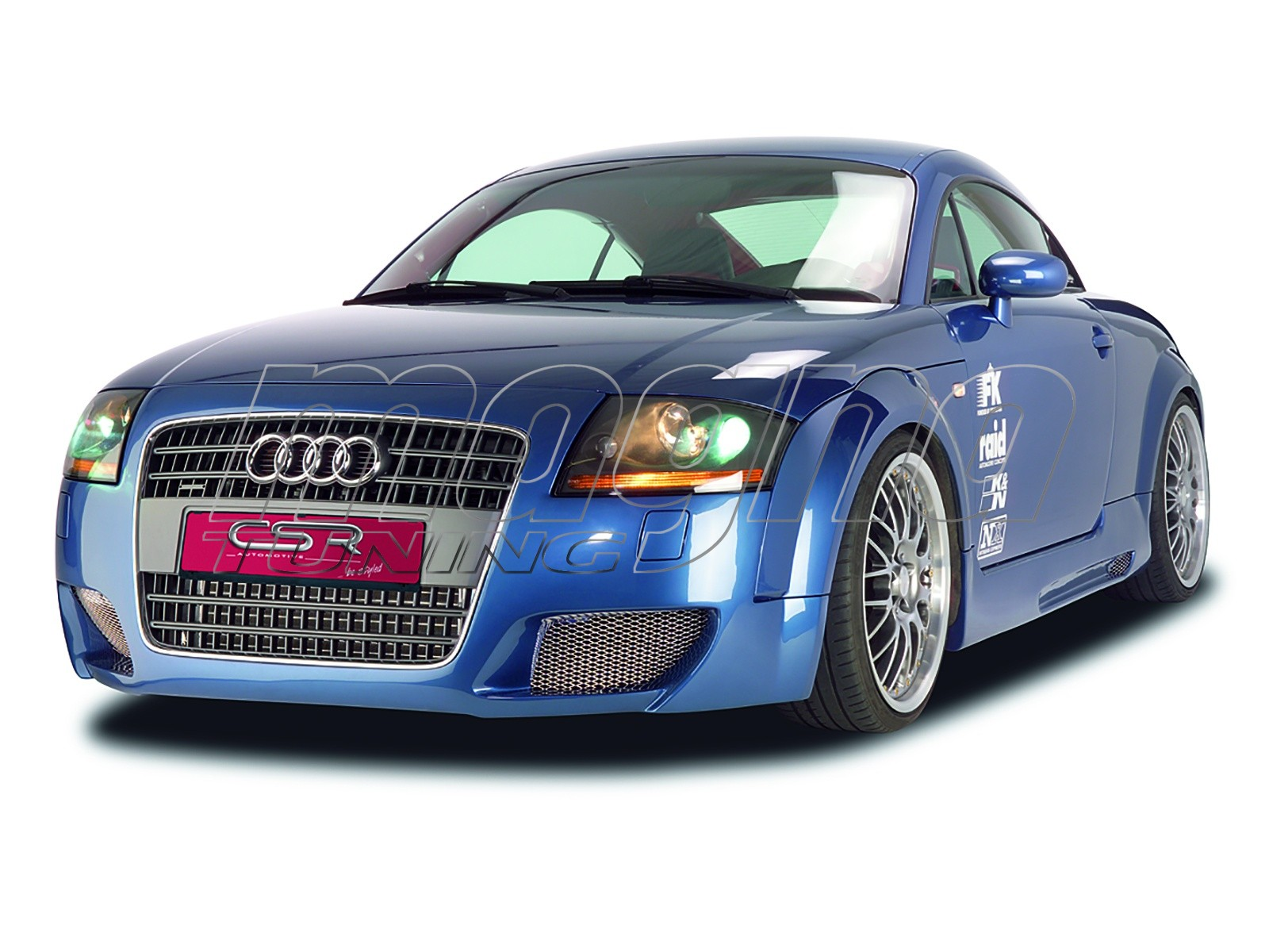 audi tt 8n sf line body kit. Black Bedroom Furniture Sets. Home Design Ideas