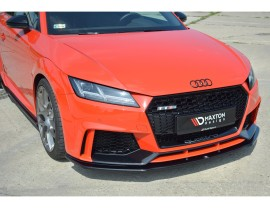 Audi TT 8S RS MX Front Bumper Extension