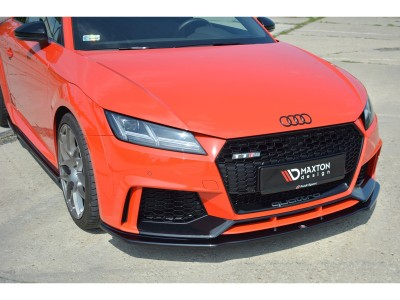 Audi TT 8S RS MX Front Bumper Extension