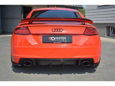 Audi TT 8S RS MX Rear Bumper Extension