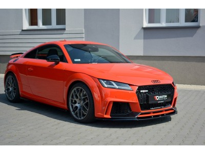 Audi TT 8S RS MX2 Front Bumper Extension