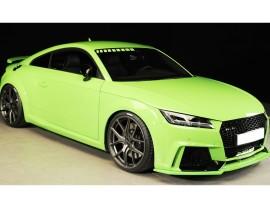 Audi TT 8S RS Razor Front Bumper Extension