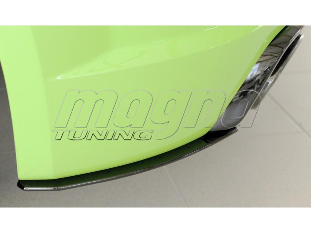 Audi TT 8S RS Razor Rear Bumper Extensions