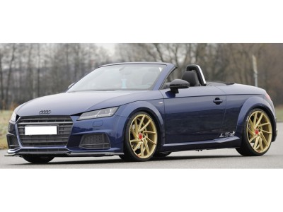 Audi TT 8S Recto Front Bumper Extension