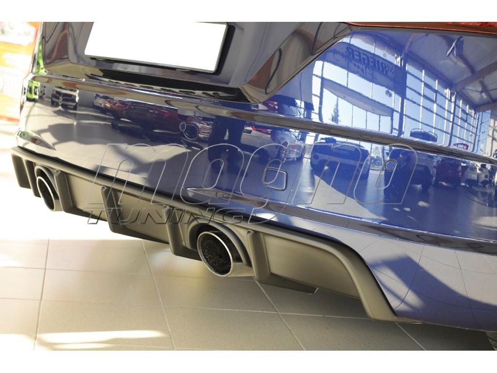 Audi TT 8S Recto Heckansatz