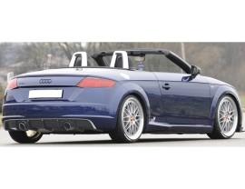 Audi TT 8S Recto Rear Bumper Extension