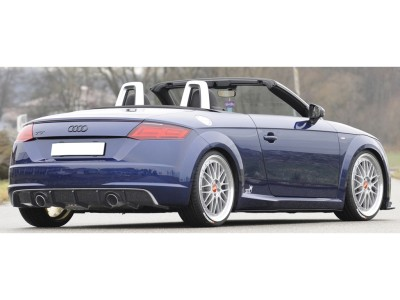 Audi TT 8S Recto Rear Bumper Extension