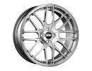 BBS Design CS Silver Wheel
