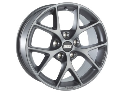 BBS Design SR Himalaya Grey Wheel