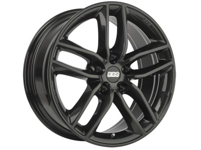 BBS Design SX Crystal Black Wheel