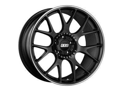 BBS Performance CH-R Janta Satin Black