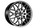 BBS Performance RX-R Black Diamond Cut Wheel