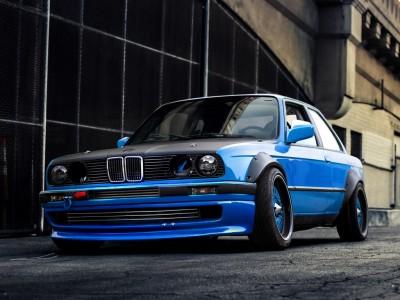 BMW E30 Extensie Bara Fata SX